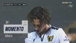 FC Famalicão, Jogada, Kraev aos 30'