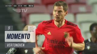 SL Benfica, Jogada, Vertonghen aos 9'
