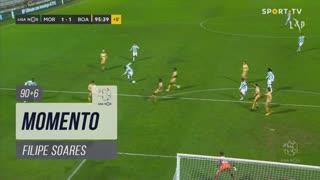 Moreirense FC, Jogada, Filipe Soares aos 90'+6'
