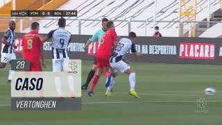 SL Benfica, Caso, Vertonghen aos 28'
