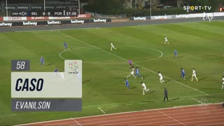 FC Porto, Caso, Evanilson aos 58'