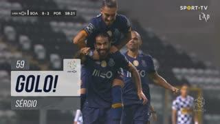 GOLO! FC Porto, Sérgio aos 59
