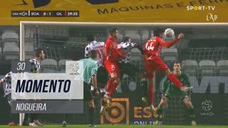 Gil Vicente FC, Jogada, Nogueira aos 30'