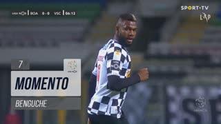 Boavista FC, Jogada, Benguche aos 7'