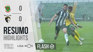 I Liga (18ªJ): Resumo Flash FC P.Ferreira 0-0 Portimonense