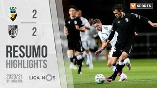 Liga NOS (31ªJ): Resumo SC Farense 2-2 Vitória SC