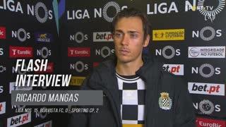Ricardo Mangas: