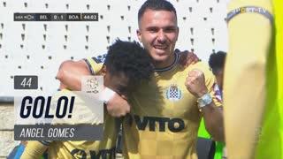 GOLO! Boavista FC, Angel Gomes aos 44', Belenenses SAD 0-1 Boavista FC