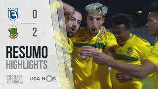 Liga NOS (13ªJ): Resumo Belenenses SAD 0-2 FC P.Ferreira