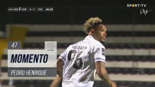 SC Farense, Jogada, Pedro Henrique aos 47'