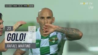 GOLO! Moreirense FC, Rafael Martins aos 23', Moreirense FC 1-1 Portimonense