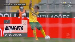 FC P.Ferreira, Jogada, Pedro Rebocho aos 7'