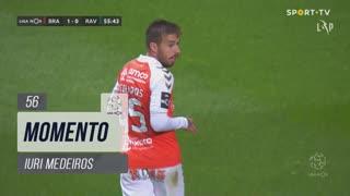 SC Braga, Jogada, Iuri Medeiros aos 56'