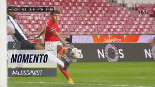 SL Benfica, Jogada, Waldschmidt aos 2'