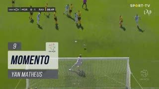 Moreirense FC, Jogada, Yan Matheus aos 9'