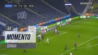 FC Porto, Jogada, Sérgio aos 44'