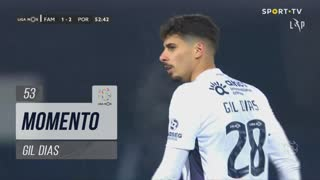 FC Famalicão, Jogada, Gil Dias aos 53'