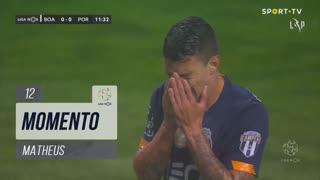 FC Porto, Jogada, Matheus aos 12