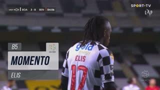Boavista FC, Jogada, Elis aos 85'