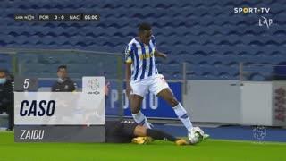 FC Porto, Caso, Zaidu aos 5'