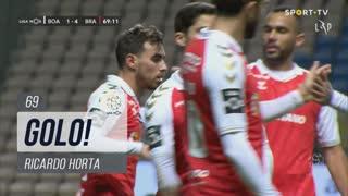 GOLO! SC Braga, Ricardo Horta aos 69', Boavista FC 1-4 SC Braga