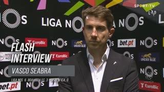 Vasco Seabra: