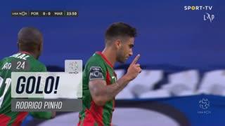 GOLO! Marítimo M., Rodrigo Pinho aos 24', FC Porto 0-1 Marítimo M.