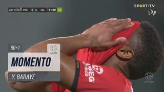 Gil Vicente FC, Jogada, Y. Baraye aos 90'+1'