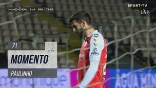 SC Braga, Jogada, Paulinho aos 71'