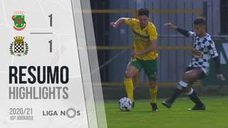 I Liga (10ªJ): Resumo FC P.Ferreira 1-1 Boavista FC