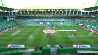 Sporting CP x Boavista FC: Confere aqui a constituição das equipas!