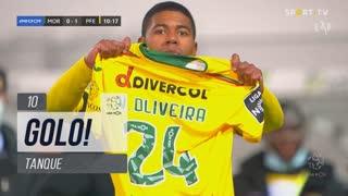 GOLO! FC P.Ferreira, Tanque aos 10', Moreirense FC 0-1 FC P.Ferreira