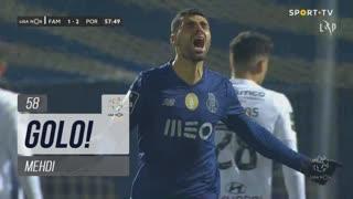 GOLO! FC Porto, Mehdi aos 58', FC Famalicão 1-3 FC Porto