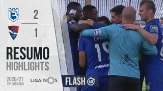 Liga NOS (29ªJ): Resumo Flash Belenenses SAD 2-1 Gil Vicente FC