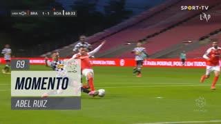 SC Braga, Jogada, Abel Ruiz aos 69'