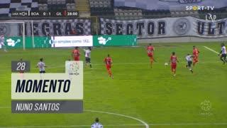 Boavista FC, Jogada, Nuno Santos aos 28'