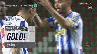 GOLO! FC Porto, Otávio aos 90'+3', Marítimo M. 1-2 FC Porto