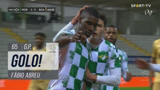 GOLO! Moreirense FC, Fábio Abreu aos 65', Moreirense FC 1-1 Boavista FC