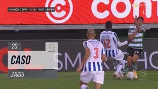 FC Porto, Caso, Zaidu aos 20'