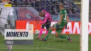 Moreirense FC, Jogada, Pires aos 55'