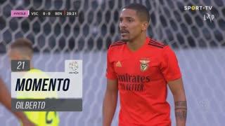 SL Benfica, Jogada, Gilberto aos 21'