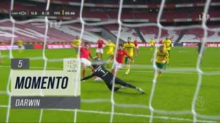 SL Benfica, Jogada, Darwin aos 5'