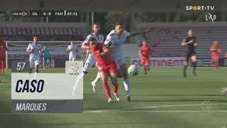 Gil Vicente FC, Caso, Marques aos 57'