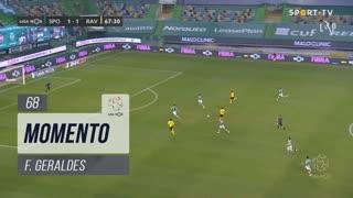 Rio Ave FC, Jogada, F. Geraldes aos 68'