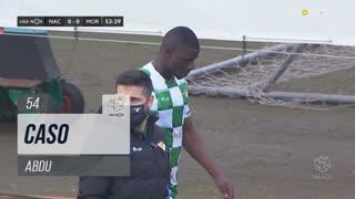 Moreirense FC, Caso, Abdu aos 54'