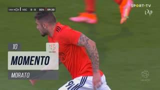 SL Benfica, Jogada, Morato aos 10'