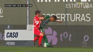 Gil Vicente FC, Caso, Pedro aos 8'