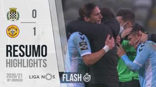 I Liga (18ªJ): Resumo Flash Boavista FC 0-1 CD Nacional