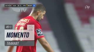 SL Benfica, Jogada, Taarabt aos 45'+1'
