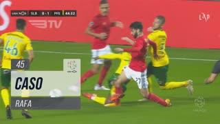 SL Benfica, Caso, Rafa aos 45'